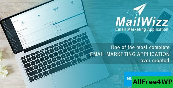 MailWizz v1.9.23 - Email Marketing Application