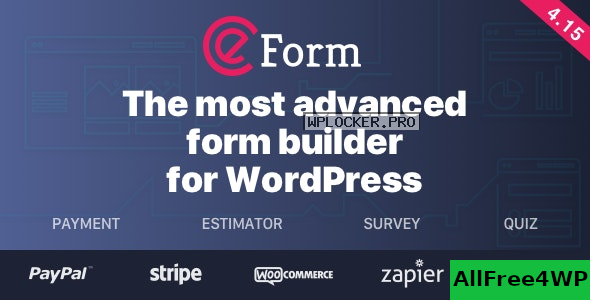 eForm v4.15.0 – WordPress Form Builder