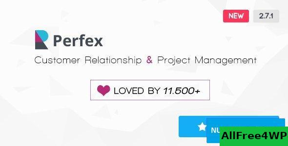 Perfex v2.8.2 - Powerful Open Source CRM