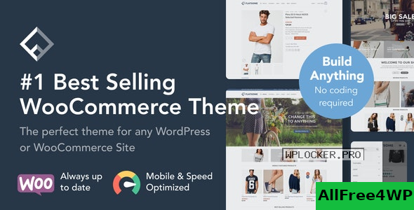 Flatsome v3.13.3 – Multi-Purpose Responsive WooCommerce Theme