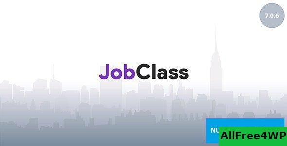 JobClass v7.0.6 - Job Board Web Application - nulled