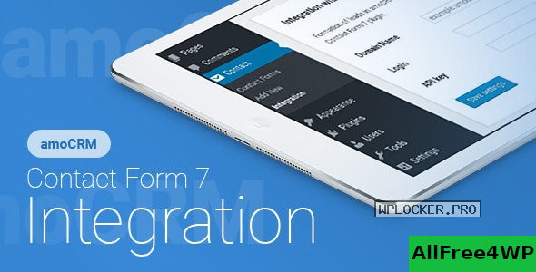 Download 🔝 Contact Form 7 - amoCRM - Integration v2.4.9
