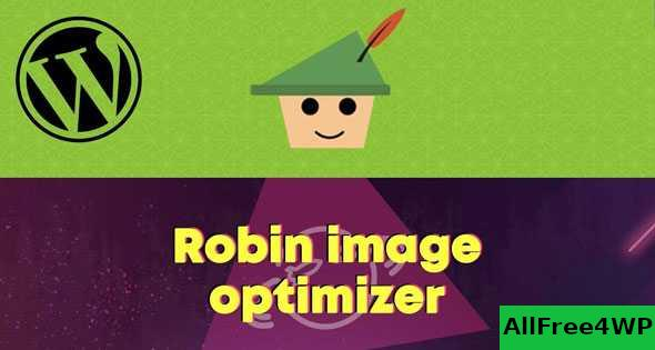 Robin Image Optimizer Pro v1.5.2 – WordPress Plugin