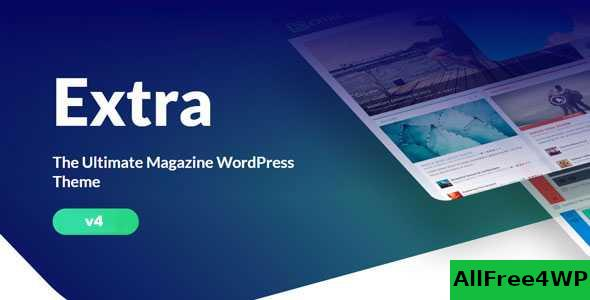 Download 🔝 Extra v4.9.4 - Elegantthemes Premium WordPress Theme