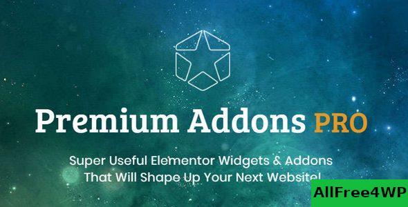 Download 🔝 Premium Addons PRO v2.3.7nulled