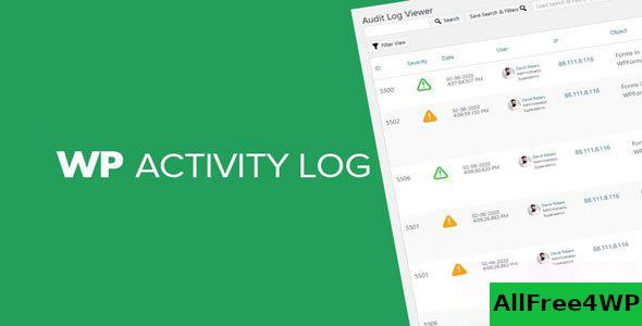 WP Activity Log (Premium) v4.2.1