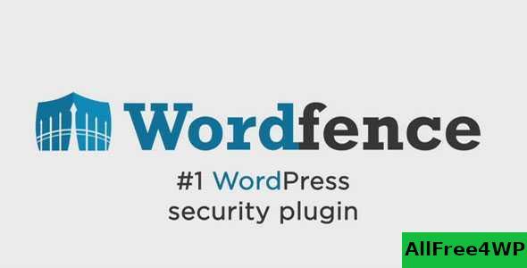 Download 🔝 Wordfence Security Premium v7.5.3nulled