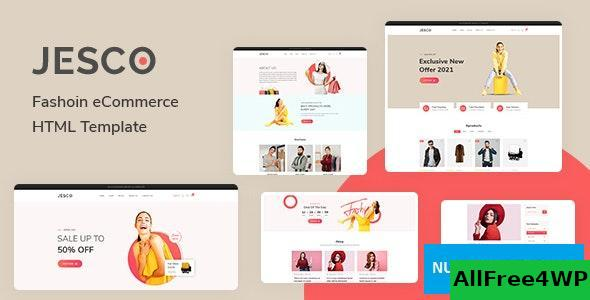 Jesco v1.0 – Fashion eCommerce HTML Template