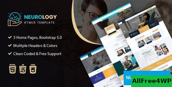 Neurology v1.0 – Psychology & Counseling HTML Template